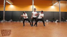 """Blurred Lines"" by Robin Thicke  :: Quick Crew (Dance Choreography) :: U..."