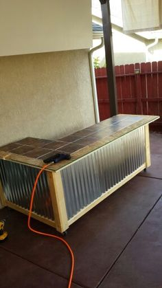 Corrugated Metal For Kitchen Island Google Search