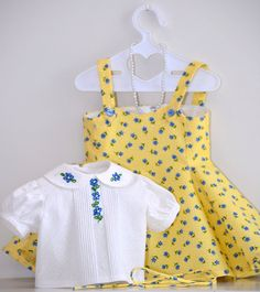 American Girl Doll Clothing. 1950's Sock Hop Ensemble by Simply18Inches.