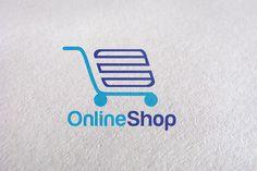 Shop / Store / purchases / web Shop Templates Shop / Store / purchases / web Logo Template- 100 Resizable vector- 100 Editable text- Easy by Design Studio Pro Superhero Logo Templates, Free Logo Templates, Logo Free, Branding, Jet Set, Cart Logo, Shops, Layout, Shop Front Design