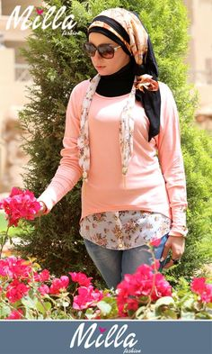 milla hijab fashion Cardigans and blouses by Milla fashion http://www.justtrendygirls.com/cardigans-and-blouses-by-milla-fashion/