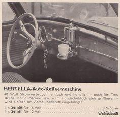 Accesorio Hertella para VW typ 1. 1960