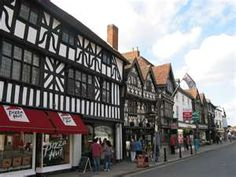 Stratford Upon Avon - visited in 2003.
