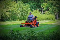 Masseo Landscape does both commercial and residential lawn care maintenance.