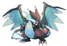 Mega Charizard, Pokemon X