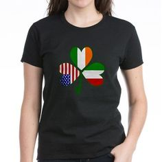 Shamrock of Italy Tee for