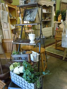 Use Homestead's free website building software to choose a design, customize it, and show the world. Consignment Displays, Consignment Shops, Building Software, Trading Post, Spa Party, New Green, Store Displays, Store Fronts, New Shop