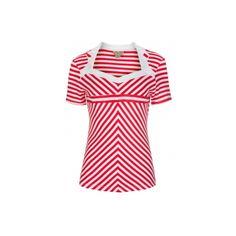 Top Tee Shirt Pin-Up Rétro Rockabilly Rosaline Mode D'inspiration Vintage, Tops Vintage, Vintage Inspired Fashion, Vintage Fashion, Mode Rockabilly, Shirt Pins, Tee Shirts, Dresses For Work, Retro