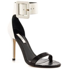 Odeum - White Multi Text Guess Shoes $99.99