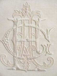 Fine Embroidery, Inc. is a unique service that offers the most exquisite hand and hand-guided machine embroidery available in the United States today.