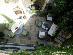 Grotto, from the roof deck (San Miguel) by K Goldenoak, via Flickr