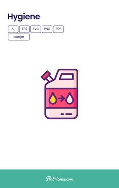 Looking for a bleach cleaning SVG, vector icon? Or hygiene icons in general? Then download the Hygiene Icon Set. These colorful and flat-line hygiene icons are perfect to create clean, modern landing pages for websites, Facebook Ads, Instagram Stories, or YouTube Channel Art. Disinfect and clean with bleach! #flaticons #vectoricons #hygieneicons #hygience #clean #cleanliness #washyourhands #personalhygiene #disinfect #SVGicons #icondesign #AI Cleaning With Bleach, Youtube Channel Art, Personal Hygiene, Icon Pack, Icon Font, Vector Icons, Icon Design, Instagram Story, Landing