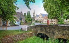 Barnwell village by Baz Richardson, via Flickr