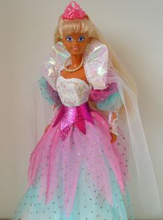 Hasbro 1989 Three Wishes Sindy Right In The Childhood, Childhood Memories, Early 90s Toys, Dolly Dress, Pound Puppies, Pink Belt, Sindy Doll, Barbie Clothes, Barbie Stuff