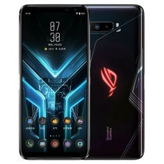 ASUS ROG Phone 3 ZS661KS Strix Edition (12GB RAM + 128GB ROM) - US$599.00 (coupon: BGROG3ES) 📉 5G Gaming Smartphone / 6.59 Inch AMOLED / Android 10 / Snapdragon 865 / Adreno 650 / 12GB RAM 128GB ROM / 64.0MP + 13.0MP + 5.0MP Triple Back camera and 24.0MP Front camera / 24-bit/192kHz audio / NFC / QC 4.0 / Fast charging 30W / Battery 6000mAh - Global Rom / Black #5G #Smartphone #смартфон #Gaming #ASUS #ROG #Phone #Phone3 #ZS661KS #Strix #banggood #coupon 1733695 Smartphone Deals, Best Smartphone, Somali, Cell Phone Quotes, Cell Phone Prices, Asus Rog, Cell Phones For Sale, Mobile Shop, Back Camera