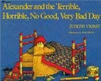 Alexander and the Terrible, Horrible, No Good, Very Bad Day, Judith Viorst {Citizenship}