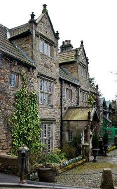 Corbridge Village, Northumberland, England. by amie