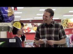 Target Shopping Pranks - Absolutely hilarious!!