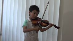 Paganini Sonata in A Major—See more of this young violinist #from_Katacctn