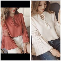 Photo of 1 Funky Dresses, Casual Dresses, Blouse Styles, Blouse Designs, Simple Outfits, Trendy Outfits, Plus Size Dressing Gowns, Hijab Fashion, Fashion Dresses