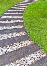 Image result for front yard landscape curved walkway