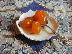 the kumquat fruit is a traditional sweet made into spoon sweets and beverages. Very Delicious!!