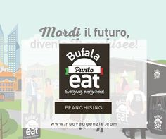 Bufala Punto eat l'ApeCar e solo prodotti del Cilento. Avvia uno street food con #Bufala Punto eat