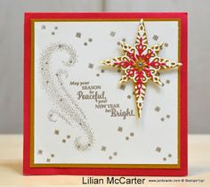 JanB Handmade Cards Atelier: Christmas Cards Received