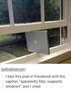 A Mac's New Feature