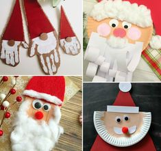Nicholas tinker with children - Simple Christmas crafts with instructions - Diy And Crafts Easy Christmas Crafts, Simple Christmas, Diy Crafts For Kids, Christmas Gifts, Christmas Ornaments, Craft Day, Handicraft, Christmas Stockings, Diy Projects