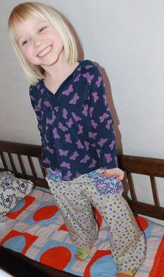 kalhoty :)