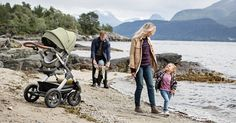 Stokke® Trailz™ Nordic Green combines functionality with true Scandinavian style. Inspired by the beauty of northern forests, it is as robust and rugged as it is elegant.