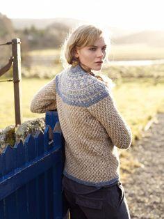 Nordic Tweed Knitting Book by Rowan on LoveKnitting
