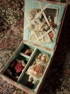 E.J box set : My repro work