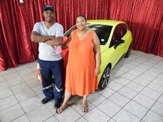Mr & Mrs Masangane taking delivery of their Renault Clio! 🚗 We only post pictures with permission of the client #permissiongranted #WeGetYouMoving #AnotherSuccessfulDelivery ‪#SatisfiedClients #FinanceAvailable #ThroughAllMajorBanks‬‬‬‬‬‬ ‪#TheMotorManWay ‬‬‬‬‬‬#TheMotormanEffect #motorman #cars #nigel #Renault #Clio #Hatchback For the best deals call us now at: 010 100 7600 Whatsapp us now at: 083 784 0258 Or Email us on: khatija786@ymail.com Proudly brought to you by MotorMan! 🚗