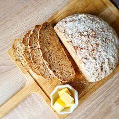 Pähkinäpataleipä - Herkullinen ja helppo! - Kreivin keittiö Bread, Food, Brot, Essen, Baking, Meals, Breads, Buns, Yemek