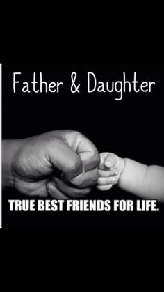 """50 Thoughtful Father's Day Quotes To Show Dad How Much You Care """"Vater und Toch. Love My Parents Quotes, Mom And Dad Quotes, Daddy Quotes, Fathers Day Quotes, Love Quotes For Him, New Quotes, Family Quotes, Girl Quotes, Funny Quotes"""