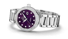#Baselworld Preview: New #Omega Constellation for Him and New #LadyMatic for Her