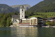 Ptr. toate rezervarile in martie: 5% reducere! Vacanta exceptionala in 4*superior Romantik Hotel in St. Wolfgang