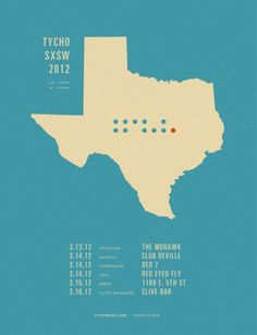 Tycho at SXSW 2012 » ISO50 Blog – The Blog of Scott Hansen