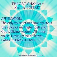 Each one of the seven chakras is a center of a specific kind of energy in the body. Reiki can be used to align the chakras or cleanse them. Chakra Mantra, Chakra Meditation, Guided Meditation, Meditation Music, Mindfulness Meditation, Pranayama, 7 Chakras, Ayurveda, Throat Chakra Healing