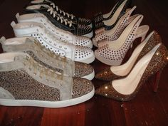 91c0b56a3f5 63 Best His and Hers LOUBOUTIN images in 2014 | Shoes, Me too shoes ...
