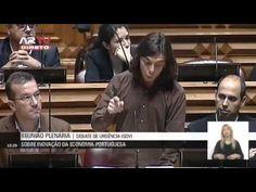 """Luís Monteiro: """"Não há inovação na economia sem trabalho qualificado"""" - YouTube"""