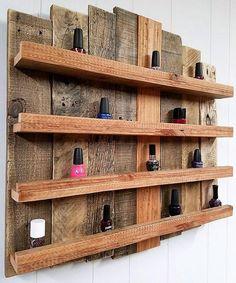 Pallet shelf recycling