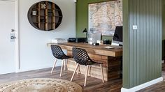 I want this desk Study Nook, House Rules, Taste Of Home, Creative Home, Design Show, Home Office, Corner Desk, Charity, Australia