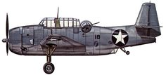 Grumman TBF Avenger (Torpedo Bomber)    Avenger torpedo bombers saw their first combat a mere two months before the invasion of Guadalcanal.