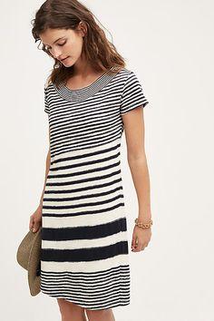 Haven Striped Dress - anthropologie.com