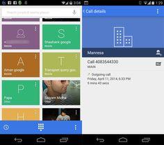 Filtrada una nueva captura del posible rediseño de la aplicación Teléfono de Android 4.4.3 http://www.xatakandroid.com/p/108825
