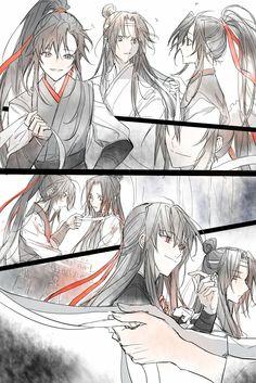 Sad Anime, Me Me Me Anime, Anime Guys, Cute Gay Stories, Manhwa, Bleach Couples, Chinese Cartoon, Beautiful Fantasy Art, Anime Couples Manga