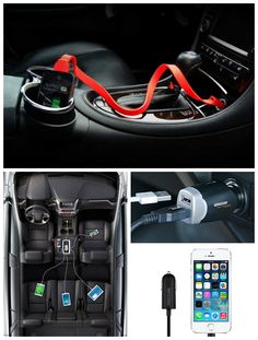 5 of the Best Smartphone Car Chargers available on the market today! Never run out of juice again...